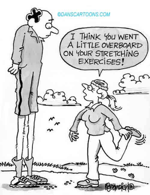 What's Your Stretching Routine?